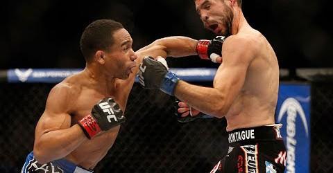 UFC w zwolnionym tempie.