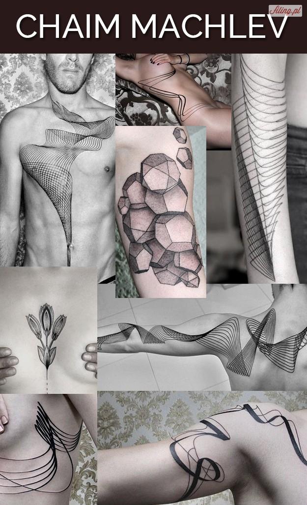 13 Prawdziwych Artystów Tworzących Niesamowite Tatuaże