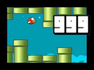 """Co się stanie, gdy osiągniesz 999 poziom w """"Flappy Bird""""."""