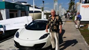 11 gorących zdjęć Lecha Wałęsy z pobytu w Miami.