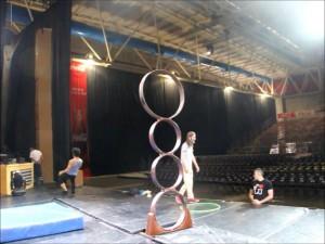 Kai Hou – akrobatyka poziom azjata.