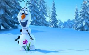 """19 oznak, że jesteś jak Olaf z """"Krainy lodu""""."""