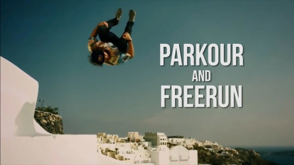 Best of Parkour and Freerun