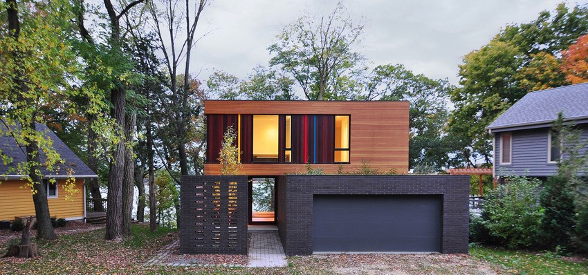 14 mini domk w kt re s dowodem na to e nie potrzeba du ej przestrzeni aby mieszkanie for Award winning small home designs