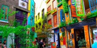 25 najbardziej kolorowych budynków na Świecie.