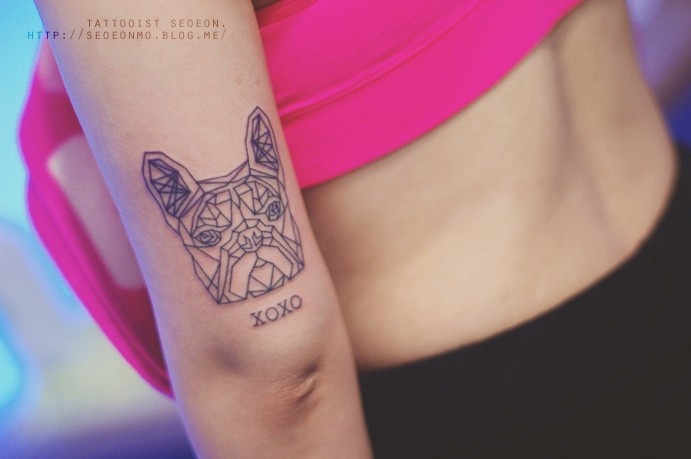 30 Minimalistycznych Tatuaży Które Sprawią że Będziesz Chciał