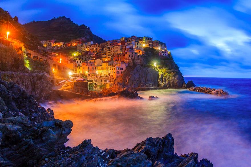 20 Najpiękniejszych Miasteczek I Wiosek Na Klifie
