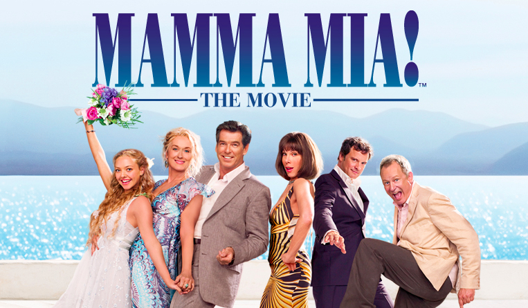 Mamma Mia! Here We Go Again - Movie Site - July 20