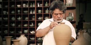 Mistrz ceramiki, który potrafi zahipnotyzować.