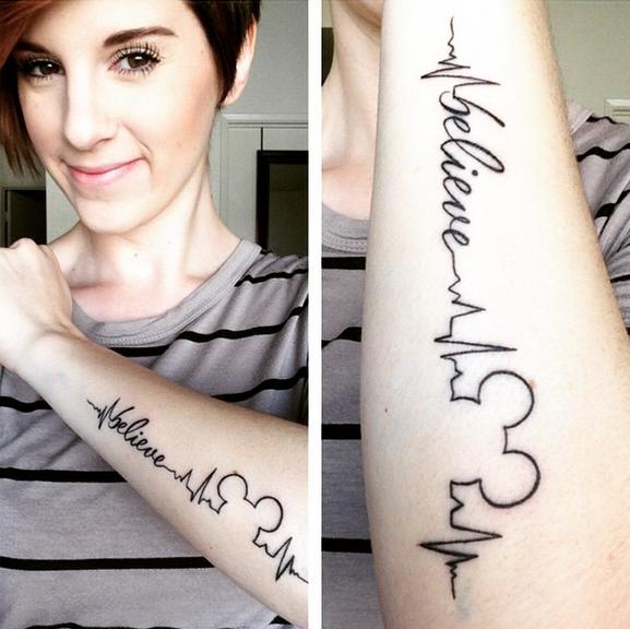 41 Tatuaży Które Pokochają Wszyscy Prawdziwi Fani Disneya