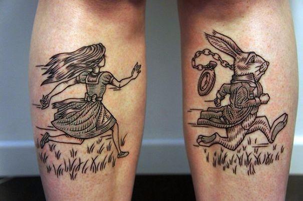 28 Tatuaży Inspirowanych Książkami Które Pokochają Wszyscy