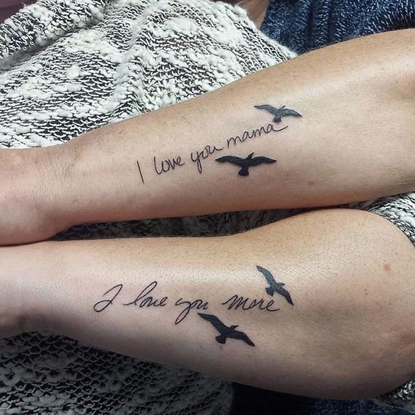 21 Rodzinnych Tatuaży Które Na Nowo Zdefiniowały Pojęcie