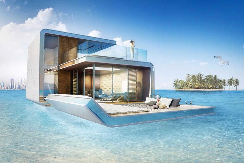 Resultado de imagen para habitaciones bajo el mar