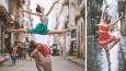 15 kadrów ze zdumiewających pokazów baletu na ulicach Kuby.