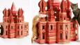 7 światowych pereł architektury z kartonu, w których z chęcią zamieszka Twój kot.