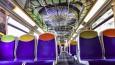 Francuski przewoźnik kolejowy obraca swoje pociągi w mobilne galerie sztuki.
