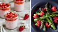 13 fantastycznych sposobów na urozmaicenie truskawkowej diety w najbliższym sezonie.