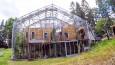 Para Szwedów rozwiązała problem ocieplenia domu, wykorzystując pewną niekonwencjonalną metodę.