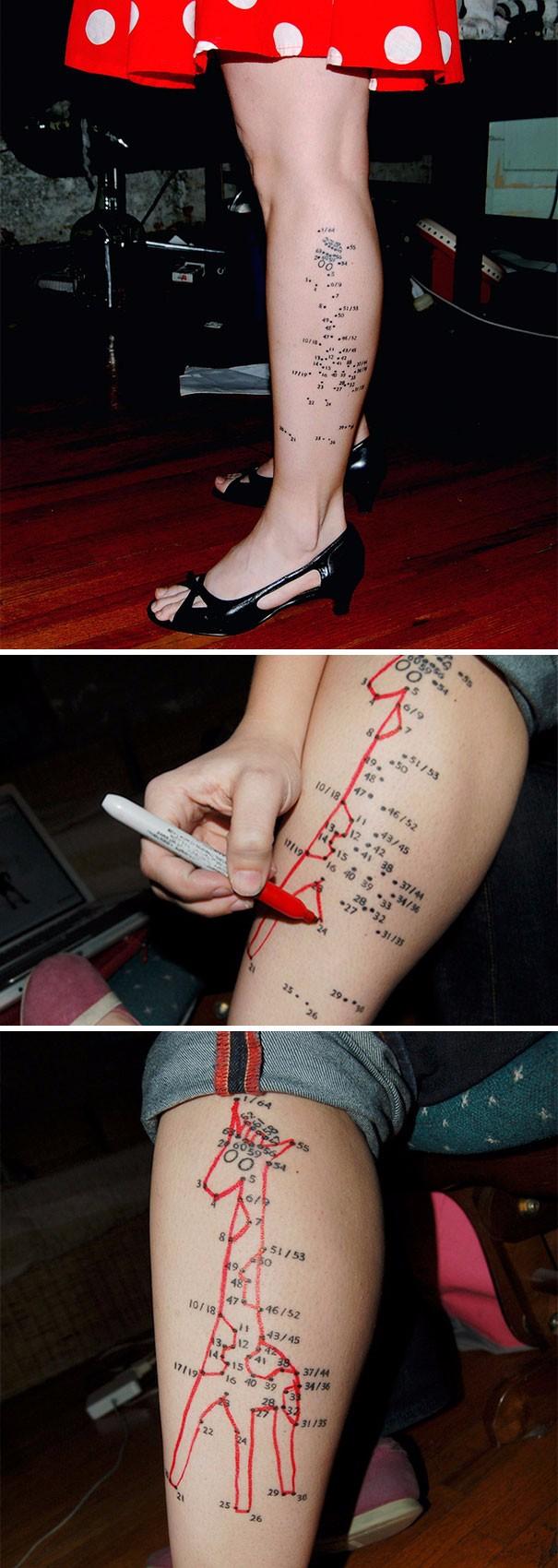 10 Tajemniczych Tatuaży O Ukrytym Znaczeniu