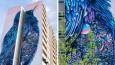 Berliński szpak – imponujący mural, który kryje w sobie niezliczoną ilość niespodzianek.
