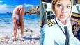 Szwedzka pilotka została gwiazdą Instagrama, publikując inspirujące selfies ze swoich podróży.