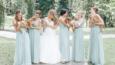 Na tym weselu zamiast ślubnych bukietów były...