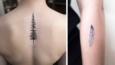 Te delikatne tatuaże koreańskiego artysty spodobają się nawet największym przeciwnikom tatuowania ciała!