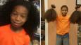8-letni chłopiec przez 2 lata zapuszczał włosy, aby później zrobić z nich peruki dla dzieci chorych na raka.