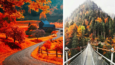 18 klimatycznych zdjęć, które są dowodem na to, że JESIEŃ to najpiękniejsza pora roku.