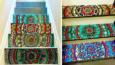 Artystka zamieniła swoje nudne schody w kolorowe dzieło sztuki!