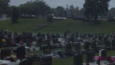 Zrobił zdjęcie cmentarza, a potem zobaczył na nim TO.