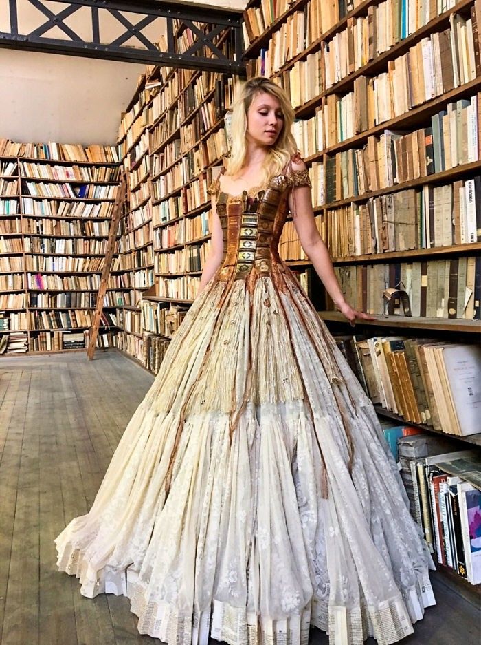 45050c2982 Francuska projektantka tworzy cudowne sukienki jak nikt inny!