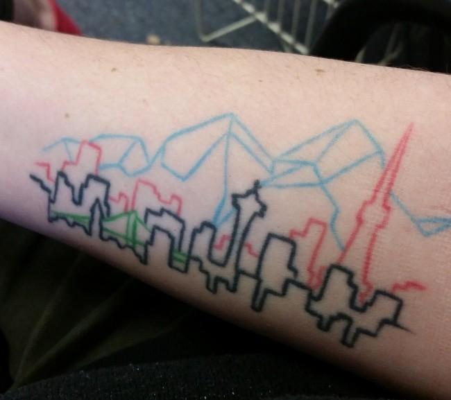 21 Niepowtarzalnych Tatuaży