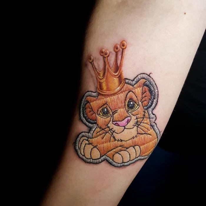 30 Haftowanych Tatuaży Które Przyniosły Sławę