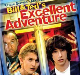 Wspaniała przygoda Billa i Teda